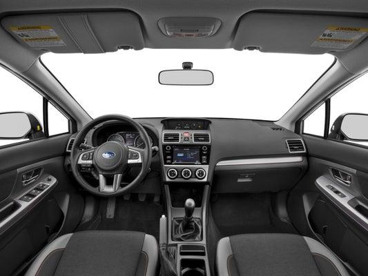 2017 Subaru Crosstrek 2 0i Limited